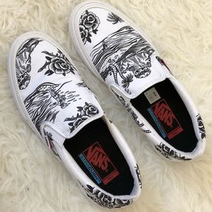 Vans Shoes | Limited Edition Sketchy